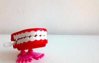 recededing gums